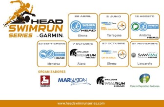 Presentadas las Head Swimrun Series by Garmin 2018