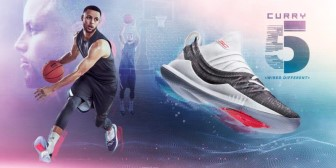 Stephen Curry y Under Armour lanzan la nueva zapatilla Curry 5